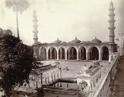 General view of Shah Alam's Mosque, Ahmadabad 1761